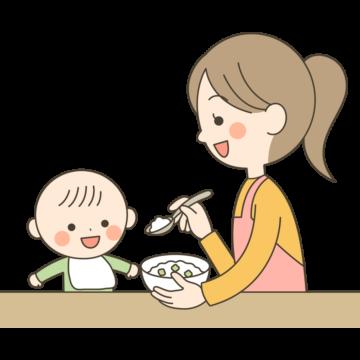 【食べる姿勢】