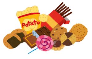 【お菓子と上手なお付き合い♪】