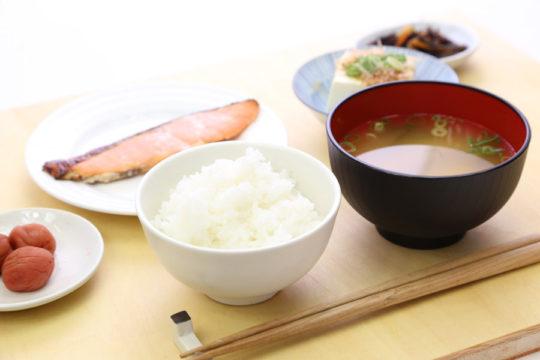 【和食のすばらしさ】